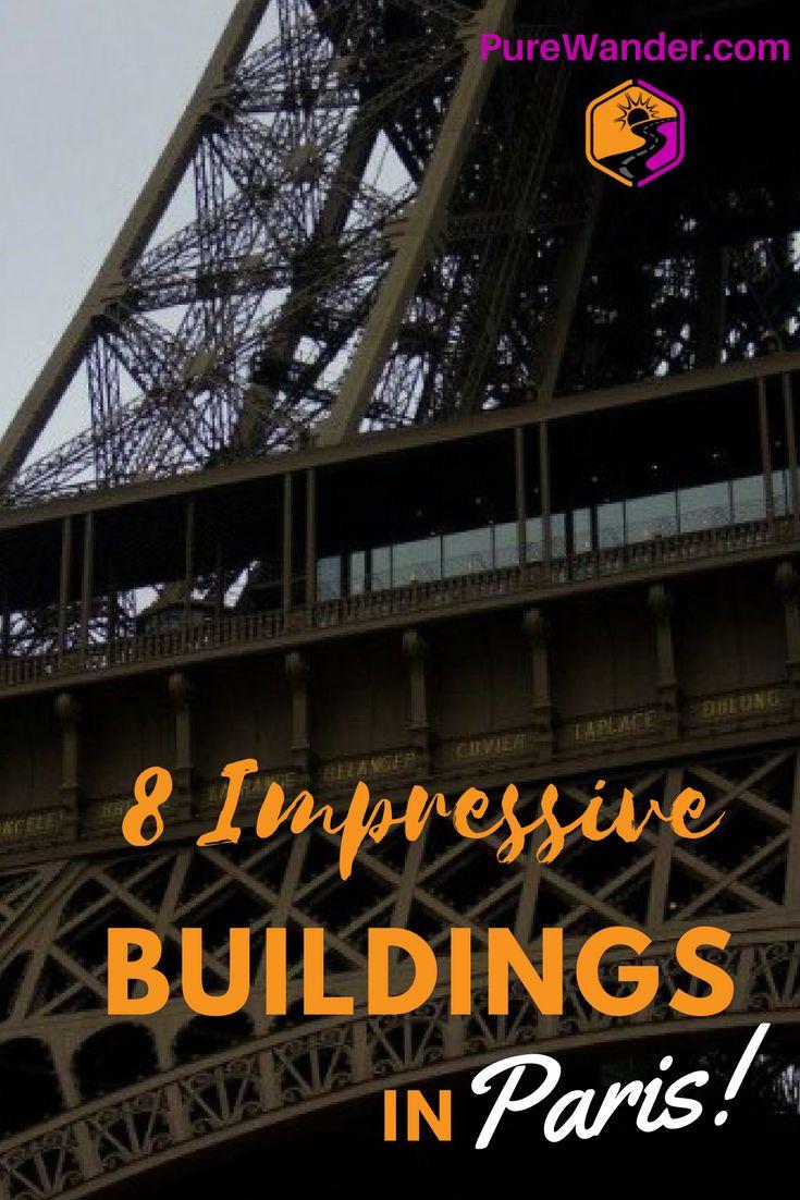 Paris is full of beautiful architecture! | Best places to visit in Paris | Prettiest Paris buildings | Best architecture Paris | French architecture | France vacations