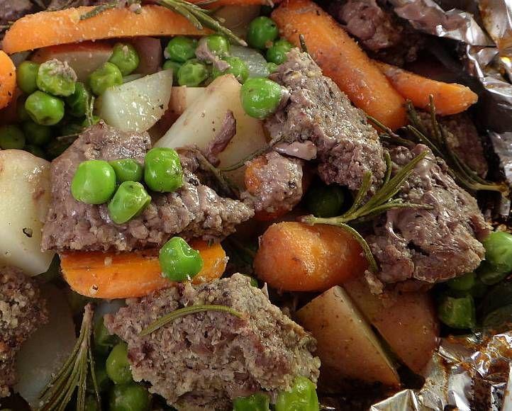Grilled pork cube steak recipe