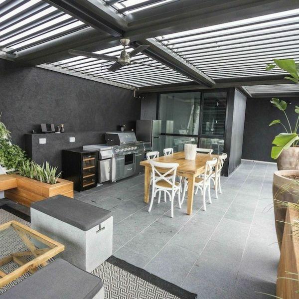 Die besten 25+ Pergola markise Ideen auf Pinterest Markise - garten terrasse uberdachen