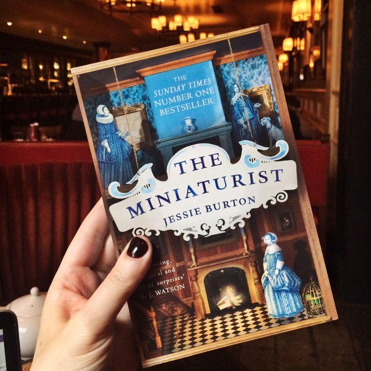 ΒΙΒΛΙΟ: Το καθηλωτικό ψυχολογικό θρίλερ «Το Κουκλόσπιτο» (The Miniaturist) της Jessie Burton www.sta.cr/2rZX8