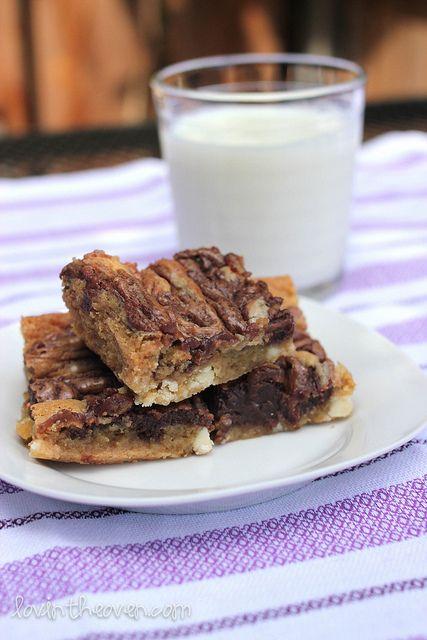 White chocolate desserts :): Sweet Recipe, Sweet Treats, Food Favorite, Blonde Brownies, Desserts 3, White Chocolate Desserts, Desserts Brownies, Favorite Recipe, White Chocolates Desserts