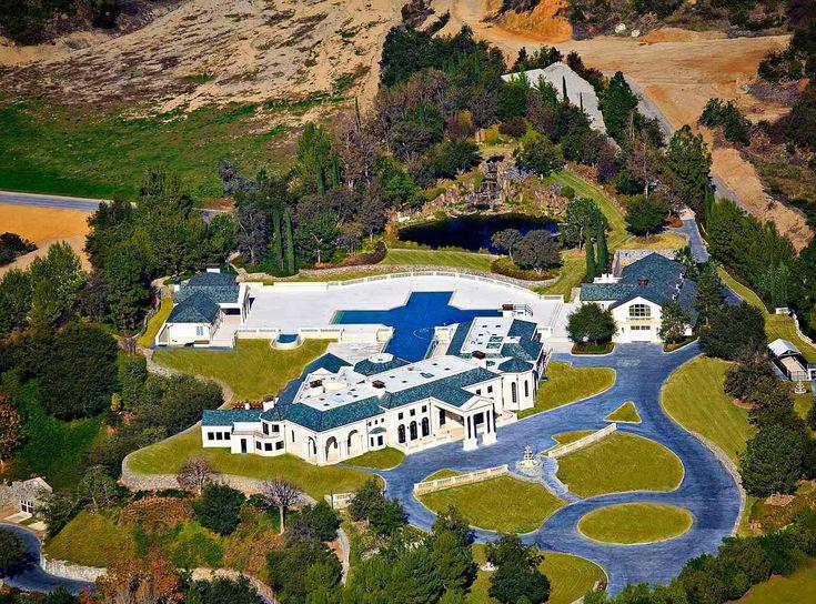 Mansao Bradbury California 01