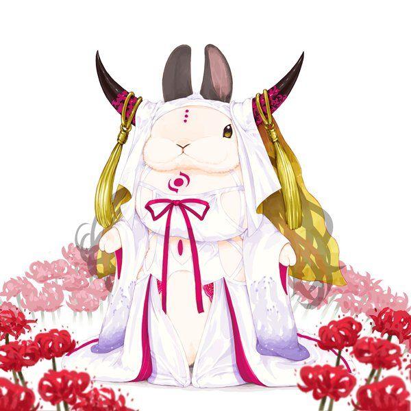 Fate おしゃれまとめの人気アイデア Pinterest Yume No Kettei ウサギのイラスト バニー アート うさぎ イラスト かわいい