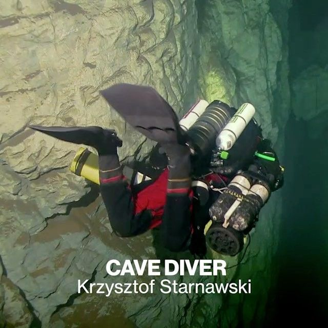 Watch Adventurer of the Year nominee Krzysztof Starnawski explore the world's deepest submerged cave. Each year we comb the globe to find individuals with extraordinary achievements in exploration, adventure sports, conservation, or humanitarianism. These nominees have pushed the limits of human achievement, explored the world's hardest-to-reach places, and worked to protect the planet for future generations. Get to know the Adventurers of the Year by clicking on the link in our bio…