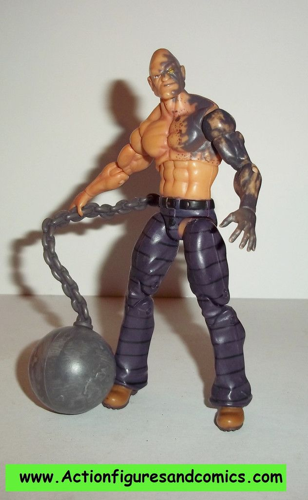 marvel universe ABSORBING MAN hulk secret wars 2009 hasbro 3.75 inch action figures complete