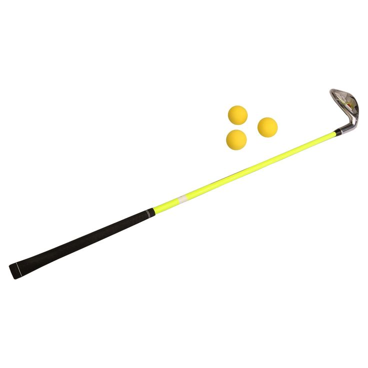Golf Clubs Tour Logic, Neon Yellow
