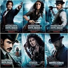 Sherlock Holmes - O Jogo De Sombras  ( Sherlock Holmes - A Game Of Shadows )