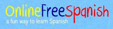 Free Online Spanish Lessons & Free Printables