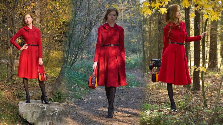 Желто-красная осень