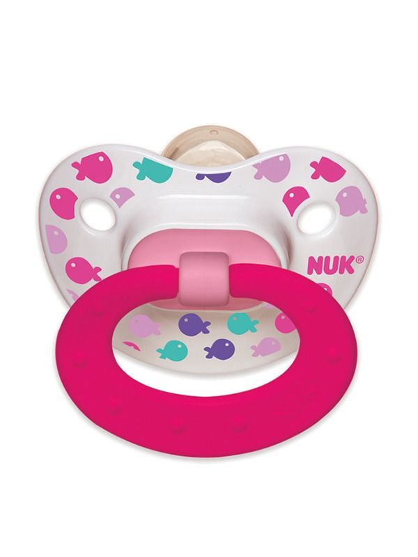 http://www.genderneutralbabyclothes.com/category/nuk/ Sea Creatures Orthodontic Pacifier | NUK