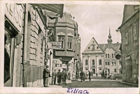 Žilinské veže | Press foto | zilina.sme.sk
