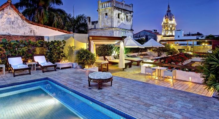 List of the Best Luxury Hotels in Colombia Not everyone likes to stay in hostels or cabanas, some people like it a little more luxurious. I admit, I also stay in nice hotels from time to time on long journeys. Here I have compiled for you a list of the best boutique, business and luxury hotels in Colombia. In this article you'll find the best luxury hotels in Medellin, Bogota, Santa Marta, Tayrona, Cartagena, Cali and San Andres And thus, this is a list of the Best Luxury Hotels in Col...