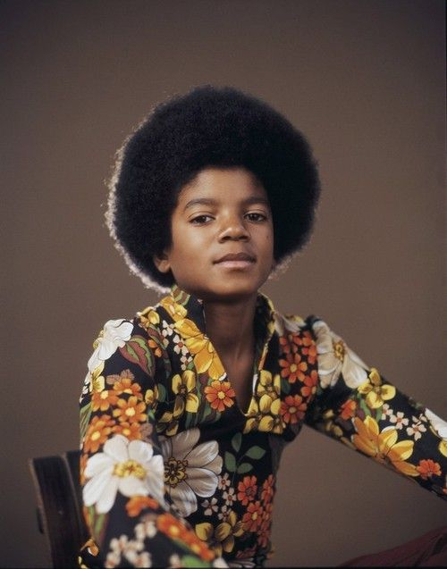 young mj - michael Jackson