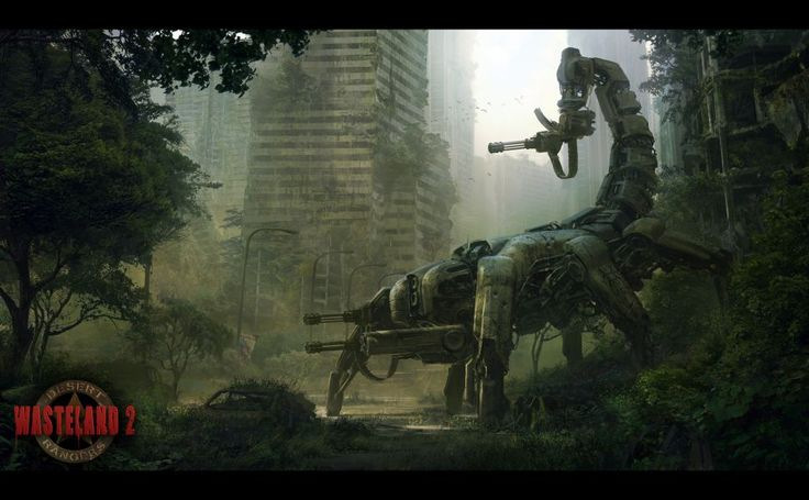 Wasteland 2 HD Wallpaper