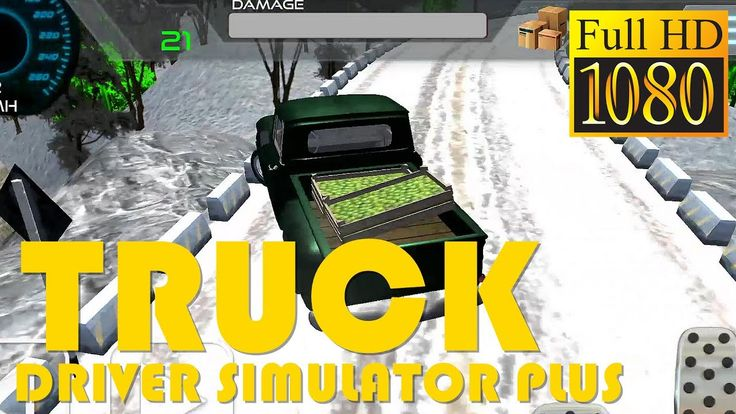 """""""Truck Driver Simulator Plus"""" Game Review 1080p Official iron games"""