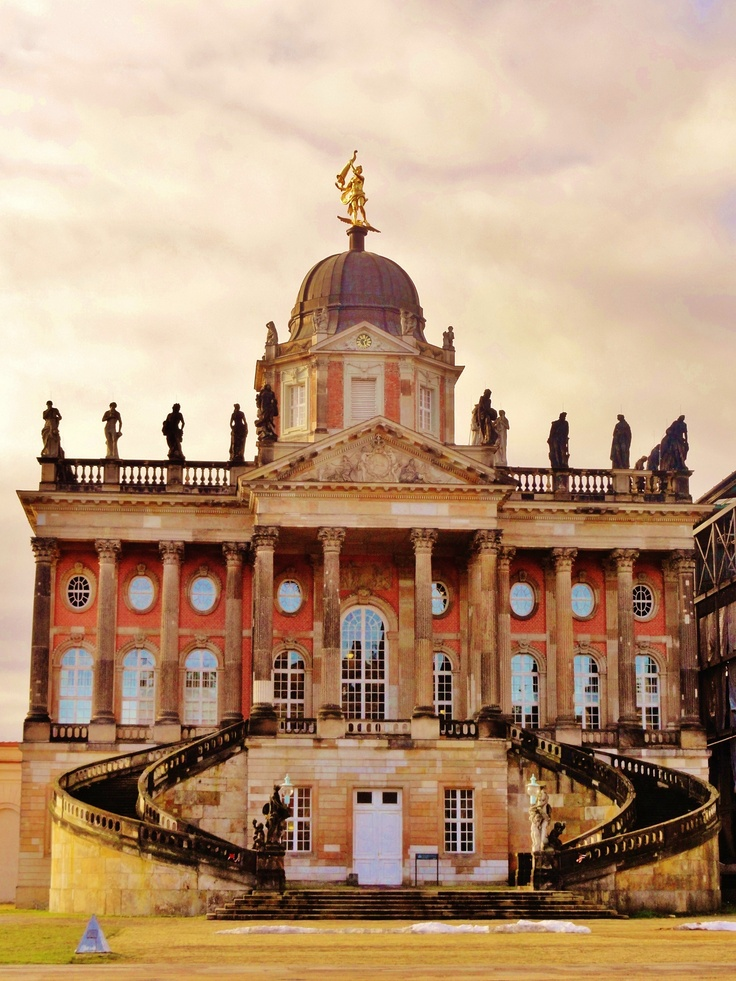 Pin By Hannu Paavola On Days Out In Potsdam Cool Places To Visit Cities In Germany German Architecture