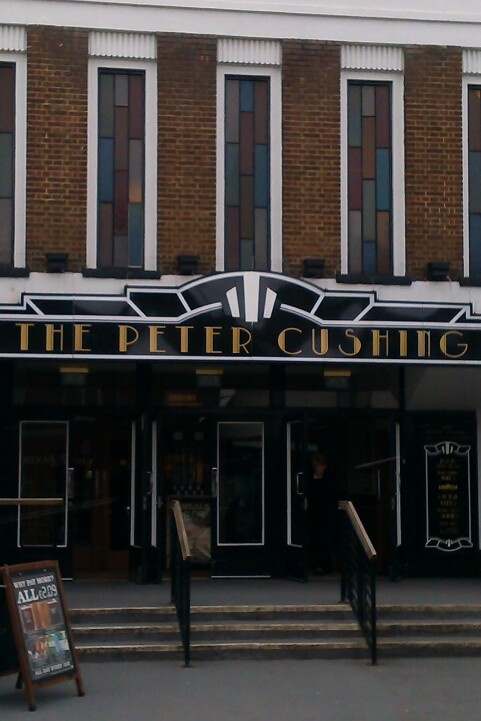 The Peter Cushing, Whitstable