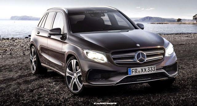 Vidéo : Mercedes-Benz GLC 2016