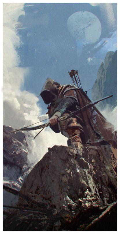mercenary by alexandr malex