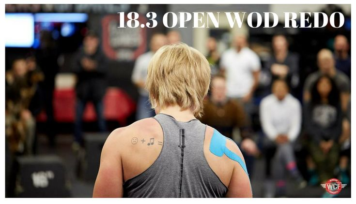 We are nearing our 4th week of the CrossFit Open and with that, there have been 3 incredible weeks of the Open!  Need to complete a WOD from the Open? Be sure to take advantage of the Open Redo Times that we offer... Check FB for more info!!  🙌  #WindsorCrossFit #CrossFitOpen