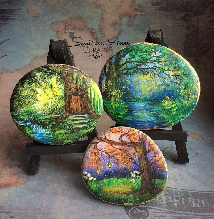 17 best images about stone art on pinterest beach rocks. Black Bedroom Furniture Sets. Home Design Ideas