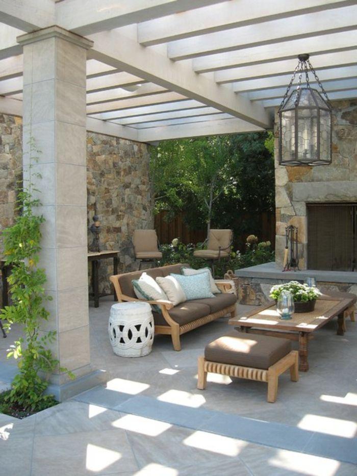 1001+ Ideen für Terrassengestaltung modern luxuriös und ...