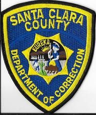 Santa Clara County Department of Corrections, CA. Patch