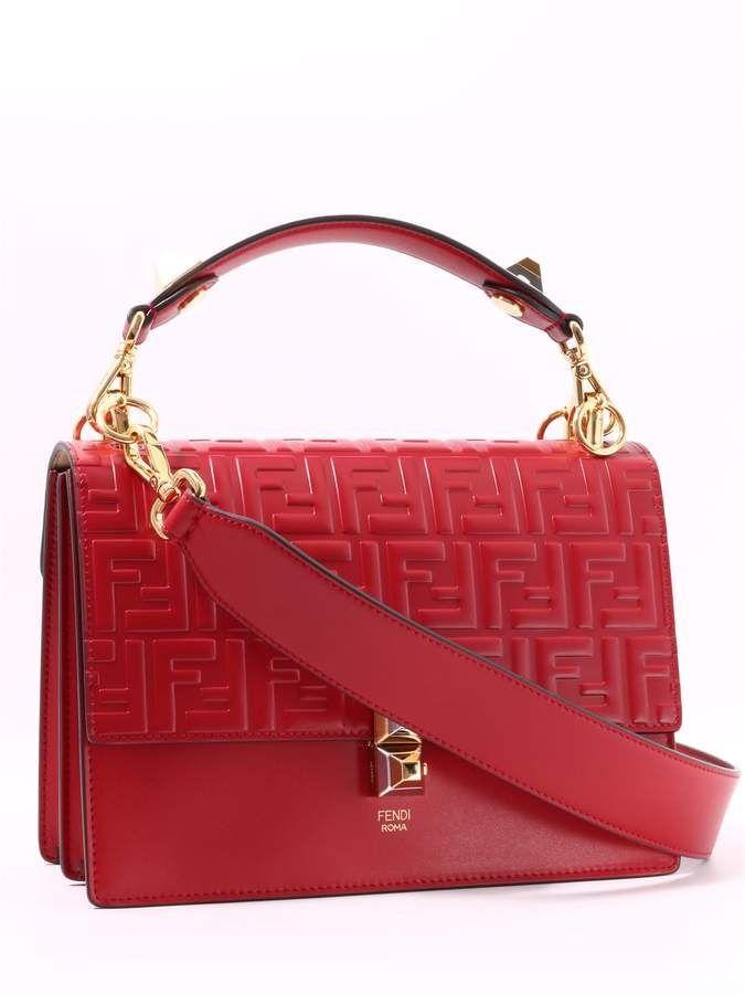 Fendi Bag Ka I Red, #Bag #Fendi #Red