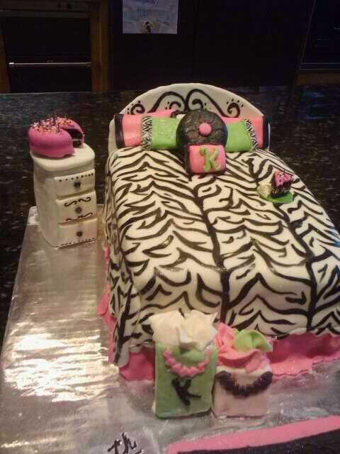 sleep over cakes - Google Search