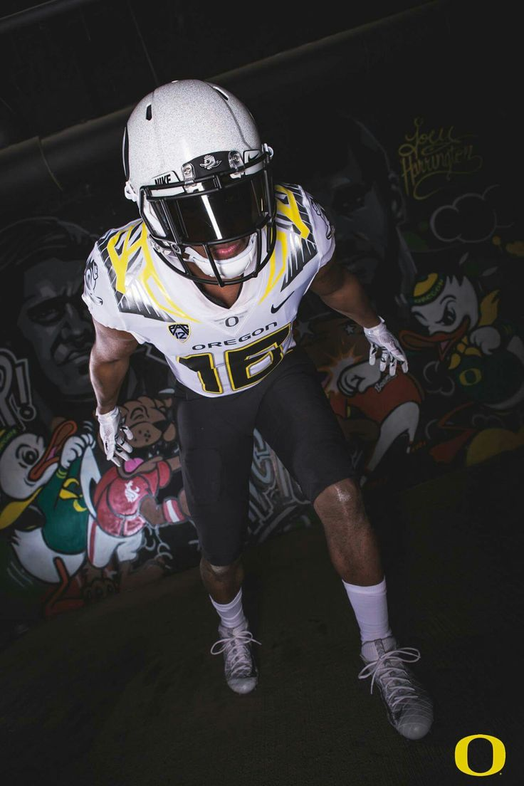 Oregon Ducks sweet new uniforms