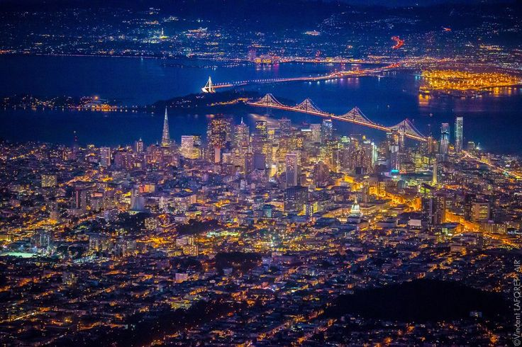Laforet Air. Удивительный Сан-Франциско #SanFrancisco