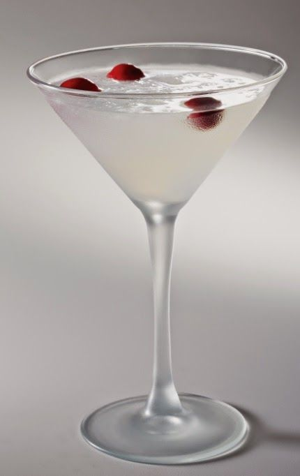 "Bonefish Grill ""exclusive"" Winter White Cosmo Recipe- Sure to be a hit at any party"
