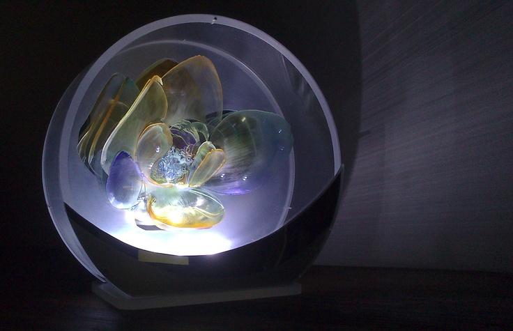 THE FRESHEST FLOWER Nighttime light for children. 20x20x6cm  2013