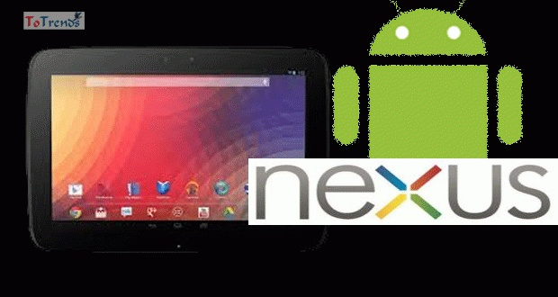 Many ideas that go after Google released the Nexus 7 Tablet and Nexus 10 gives the consumer device with a cheaper price, but also new opportunities for member application developers. Google also wants software developers create more applications that support both products.