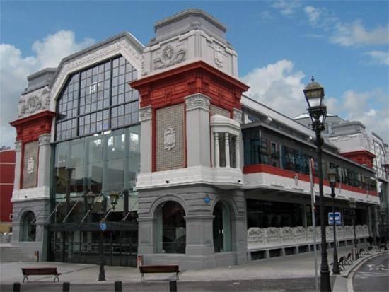 Mercado de la Ribera   Bilbao (Erribera Kalea, 20)