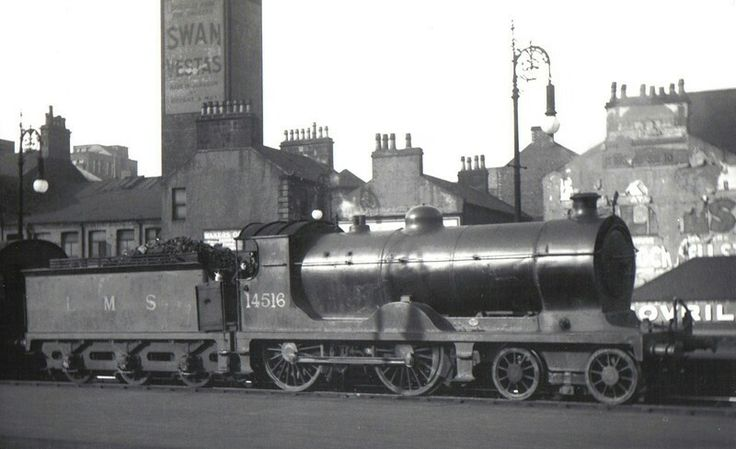 LMS (GNSR)  Drummond 137 class  4-4-0