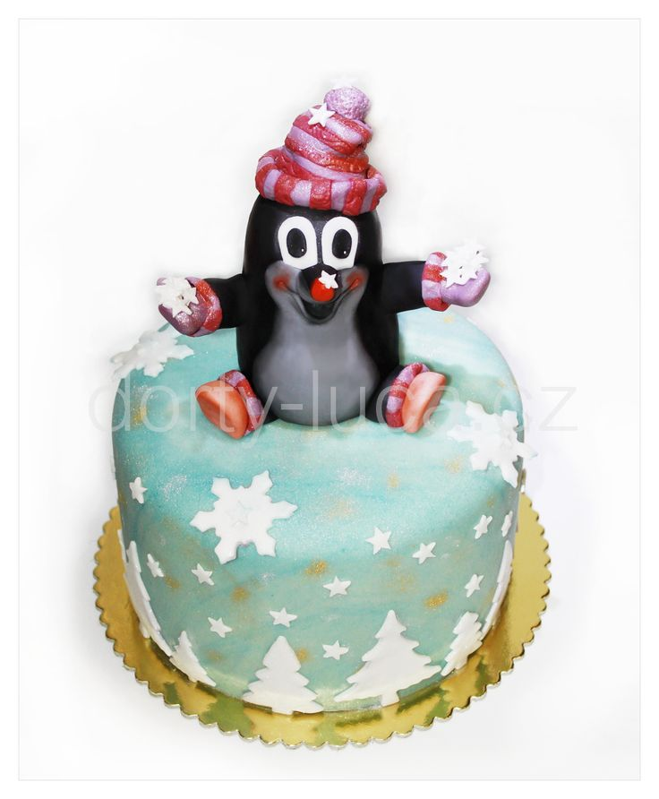 Krteček Cake by DORTY LuCa