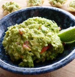 #MexicanFood is truly delicious! One of my favorite dishes is definitely #guacamole