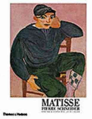 New Book: Matisse / Pierre Schneider ; translated from French by Michael Taylor and Bridget Strevens Romer, 2002.