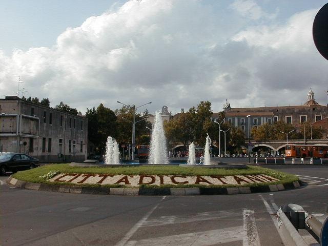Piazza Alcalà Catania