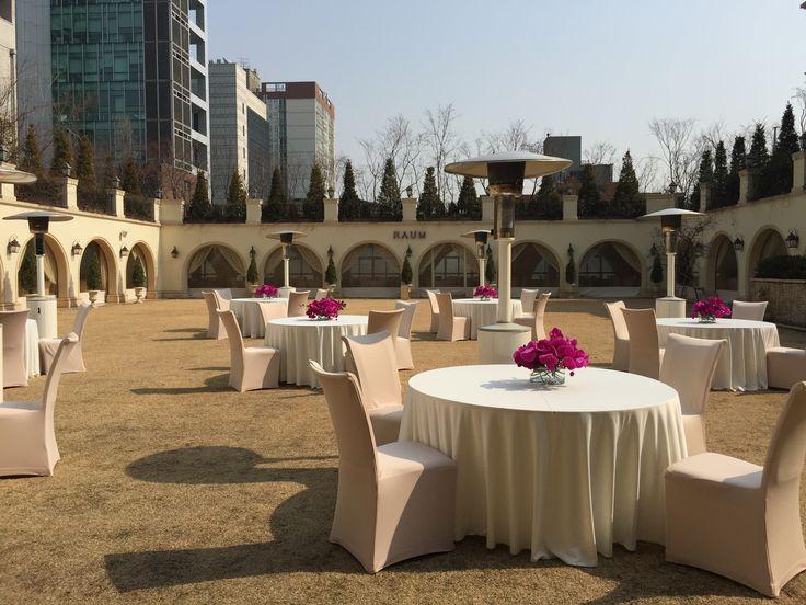 The Raum - Raum Wedding, Glass Garden #The_raum #raum_wedding #raum_Garden