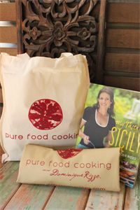 Looking for a birthday gift? My pure foodie packs are the perfect surprise! http://dominiquerizzo.com/products/151-pure-food-cooking-classic-foodies-pack.aspx