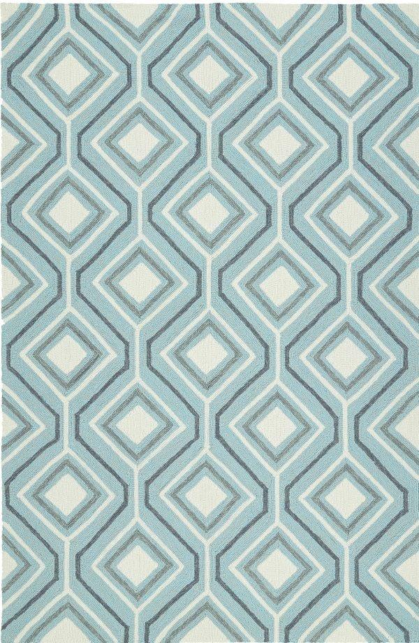 escape esc04 17 blue by kaleen rugs