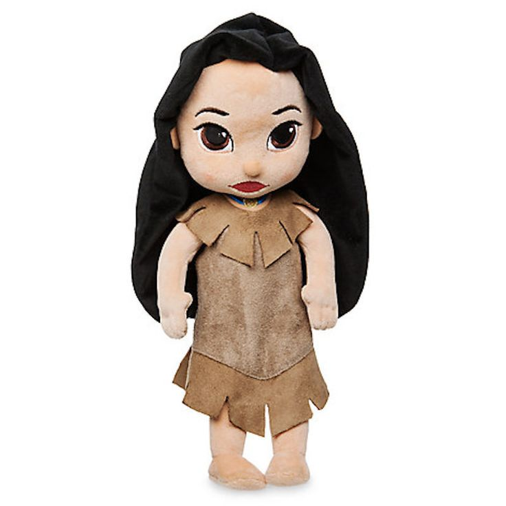 Disney Store Animators' Collection Pocahontas Plush Doll New with Tags