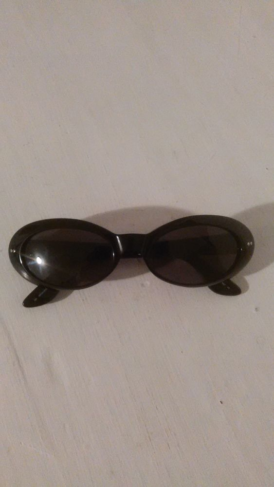 """AUTHENTIC GUCCI SUNGLASSES Black Frame """"G"""" 135 GG 2413/N/S #Gucci #Oval"""