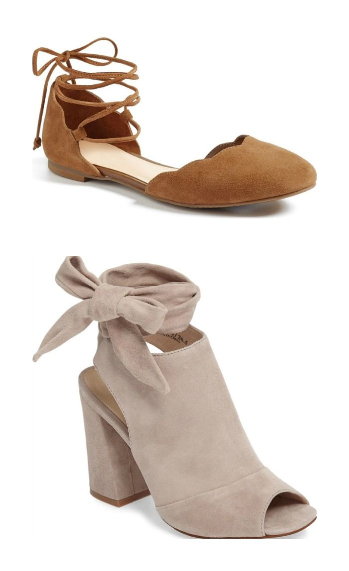 Spring Shoe Trends 2017