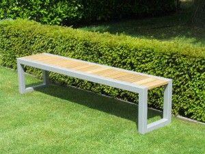 Exclusieve design tuinbanken - Sfeervol Buitenleven