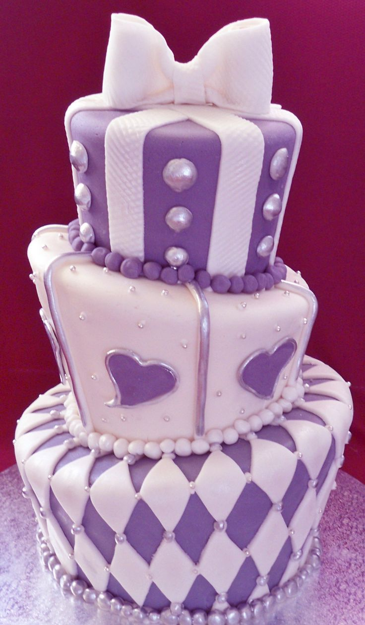 48 Best Birthday Cake Ideas Images On Pinterest