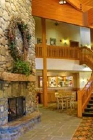 Ellicottville Ny Elegant Lobby Of The Inn At Holiday Valley Pinterest