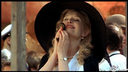 Lindsay Duncan as Katherine in Under the Tuscan Sun - you can almost feel the soft down of the duck